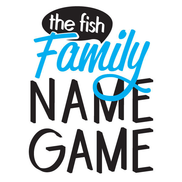 Fish family name game 104 1 the fish portland or for 104 1 the fish