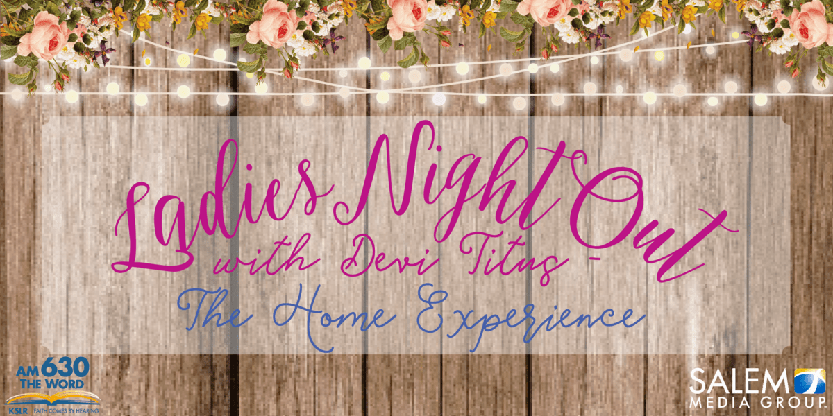 ladies night out with devi titus a home experience 630 kslr