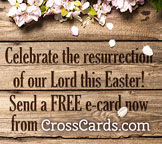 Send eCards for Easter through Crosscards!