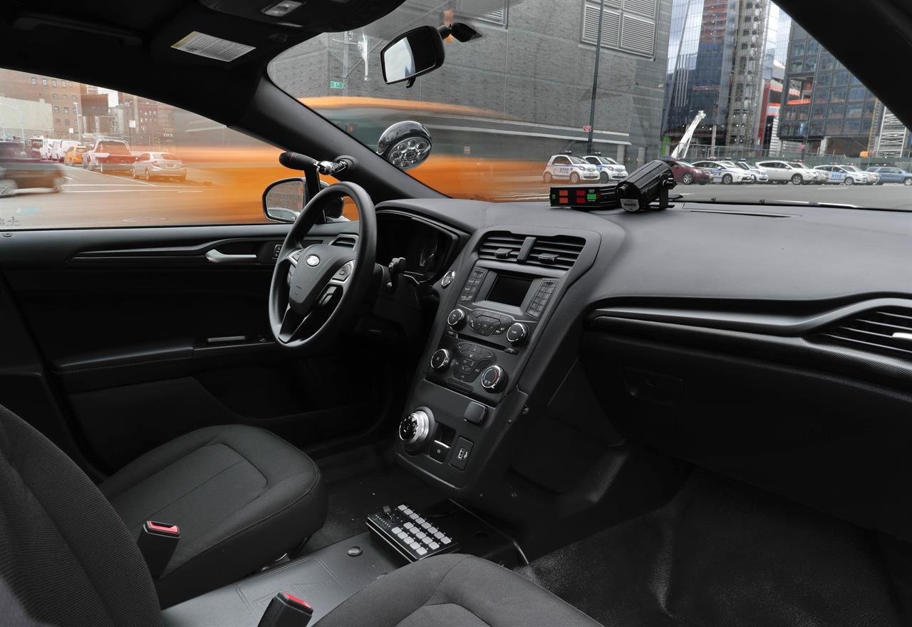 Car interior accessories for guys -  Ford Says Hybrid Police Car Catches Bad Guys Saves Gas Too