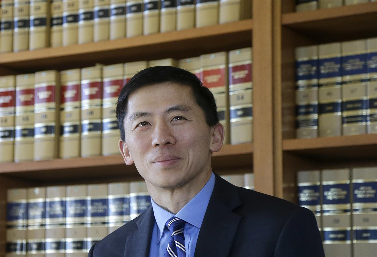 few asian americans hold top legal jobs new study says am  few asian americans hold top legal jobs new study says california