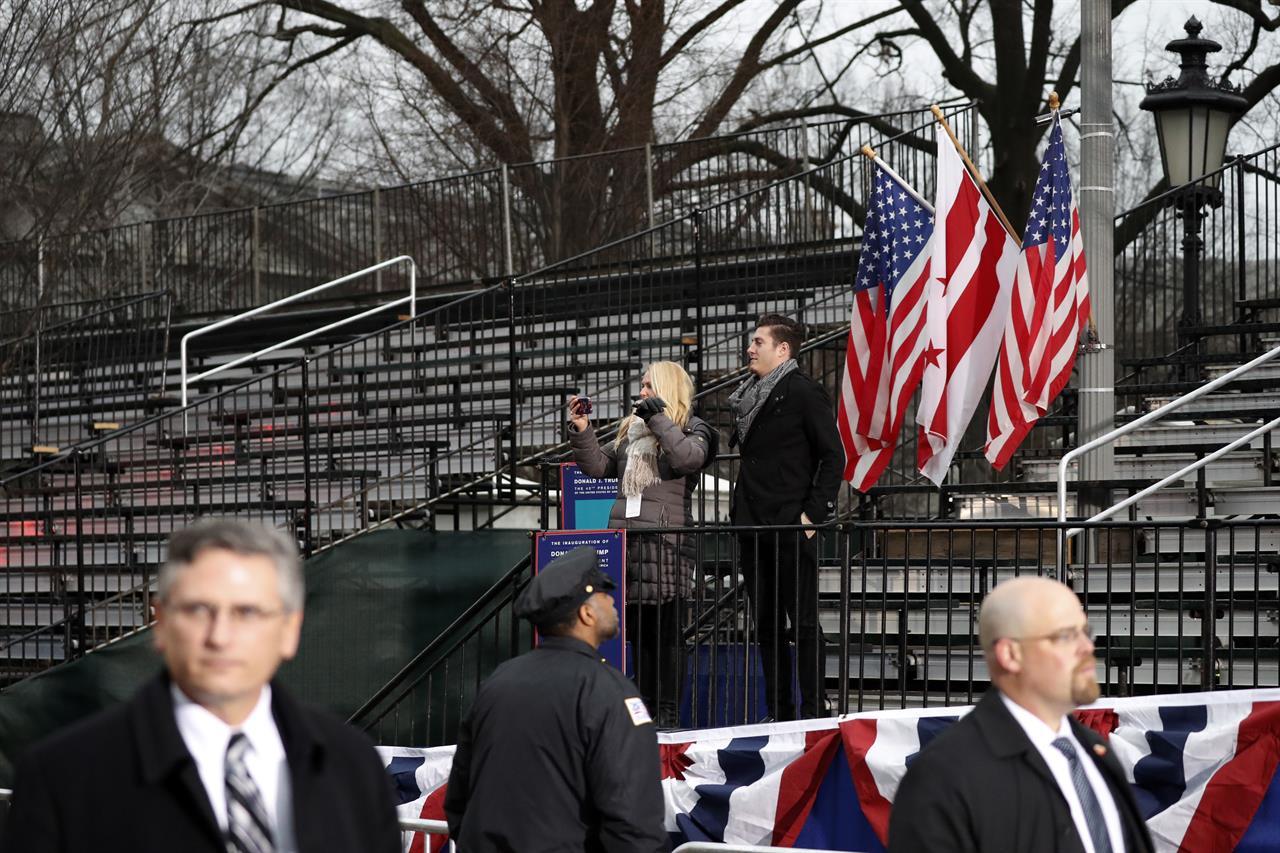 politics articles trump front seats political spectacle