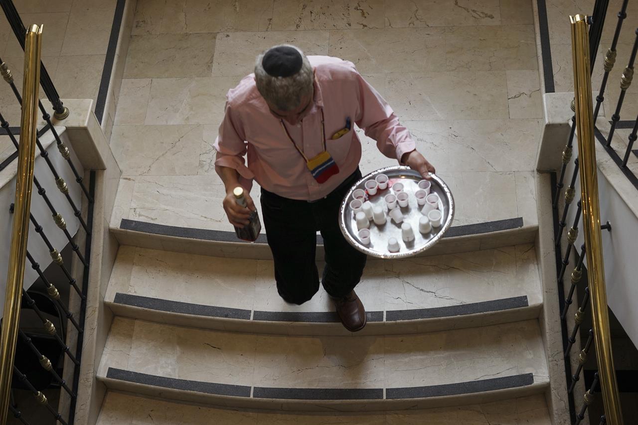 Promised Land: Venezuela Jewish converts finally in Israel