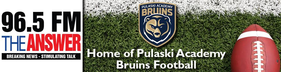 Your home for Pulaski Academy Football
