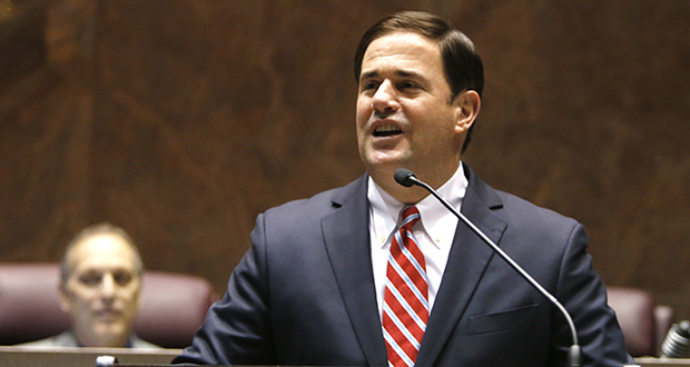 Ducey identifying doomed state agencies, regulations