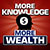 More Knowledge, More Wealth