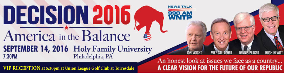 Attend NewsTalk 990's Decision 2016 event!