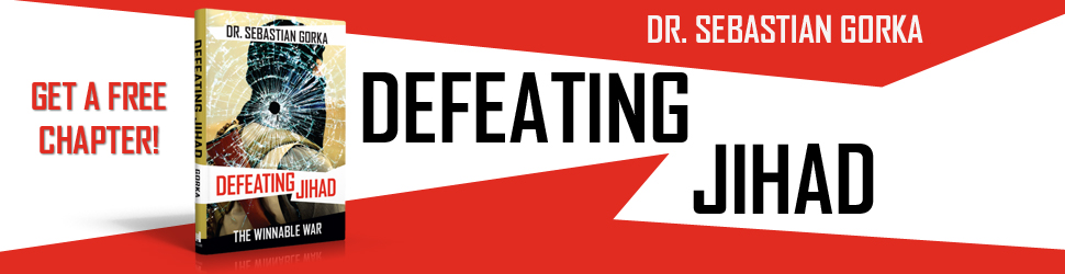 Read a free chapter of Defeating Jihad!