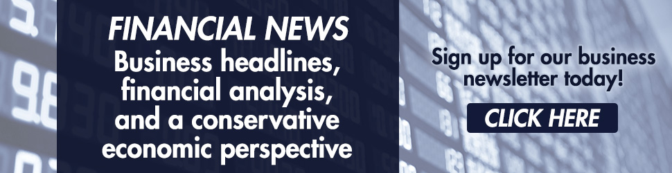 Get business and financial news from a conservative perspective!