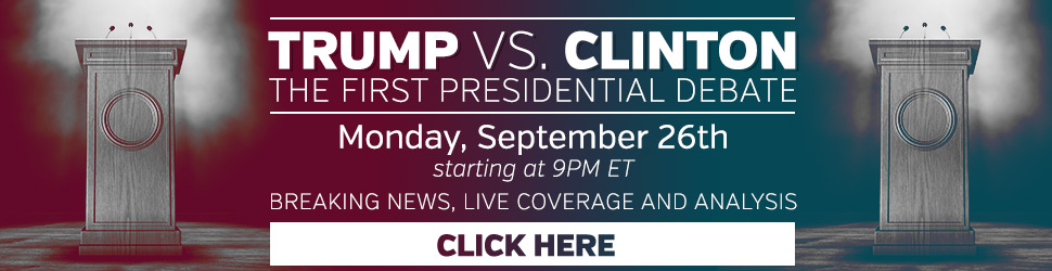 Don't miss the presidential debate coverage on WNTP!