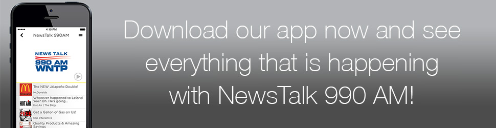 Stay connected - Get NewTalk 990's mobile app!