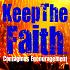 Keith Stevens and Donna Cruz  - KeepTheFaith