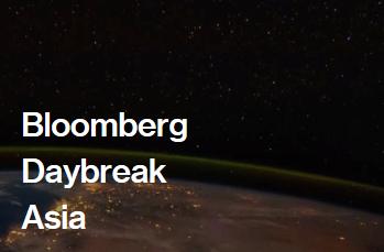 Bloomberg Daybreak Asia