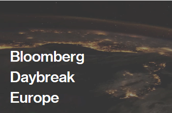 Bloomberg Daybreak Europe