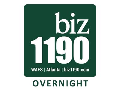 biz 1190 Overnight featuring Bloomberg Radio