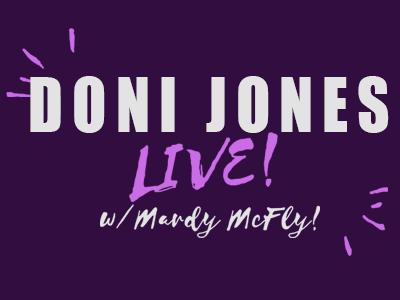 Doni Jones Live