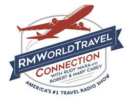 RMWorldTravel with Robert & Mary Carey and Rudy Maxa