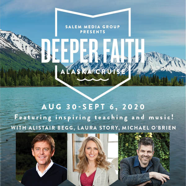 Deeper Faith Alaska Cruise, August 30 - September 6, 2020