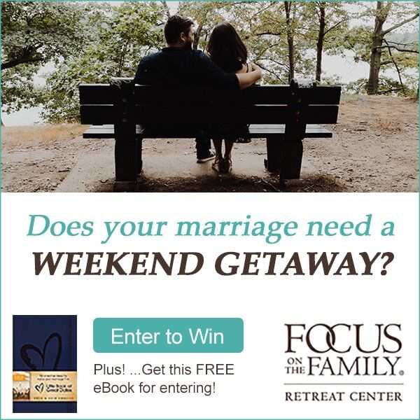 Enter to Win an All-Inclusive Marriage Retreat