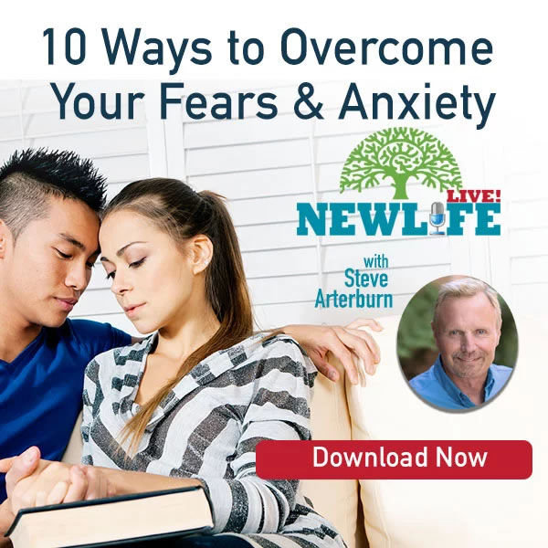 "Get your FREE download of ""10 Ways to Overcome Your Fears and Anxiety"""