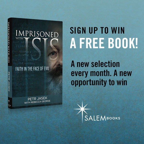 Win a Signed Copy of Imprisoned With ISIS
