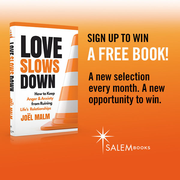 Win a Signed Copy of Love Slows Down