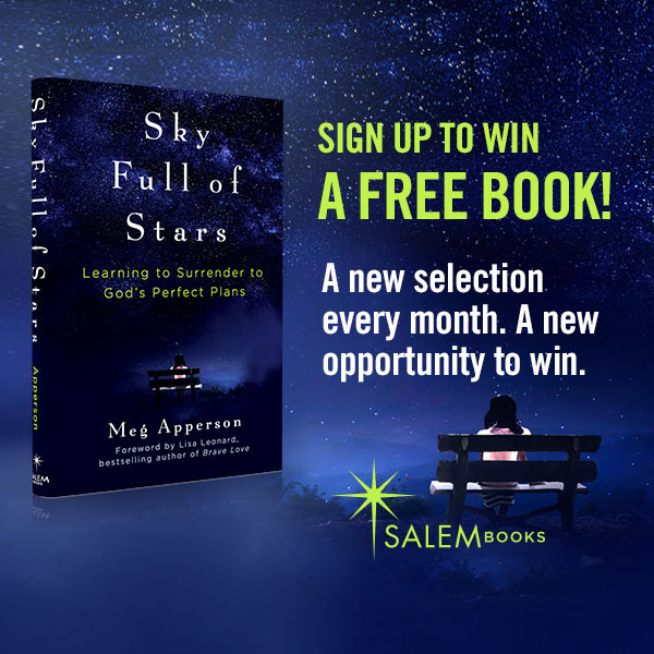 Enter to Win a Signed Copy of Sky Full of Stars