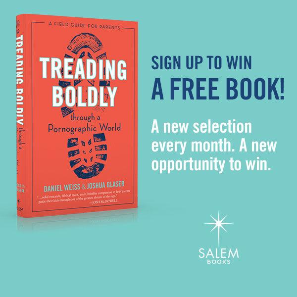 Win a Signed Copy of Treading Boldly Through a Pornographic World