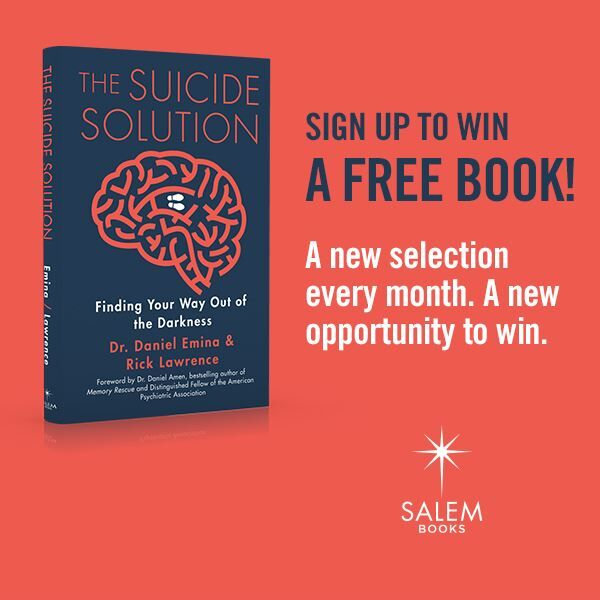 Win a Signed Copy of The Suicide Solution