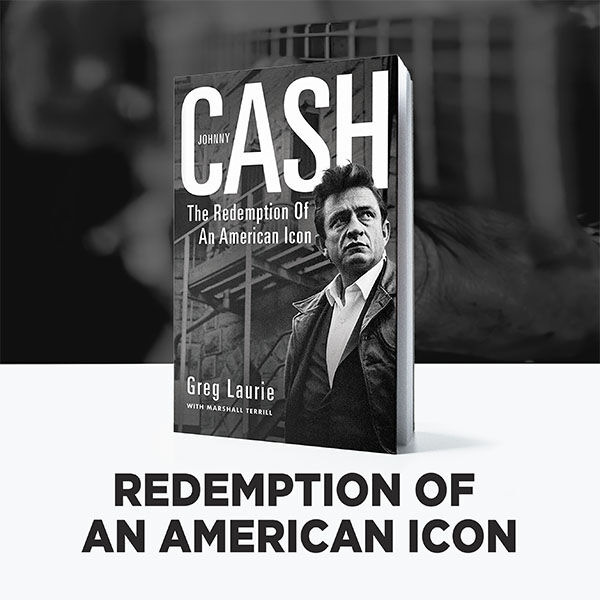 Enter to win Johnny Cash's 63-album Columbia Records Music Library