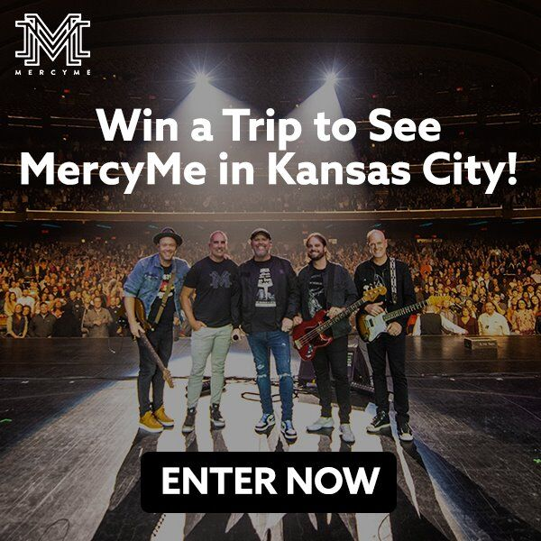 Win A Trip To See MercyMe!