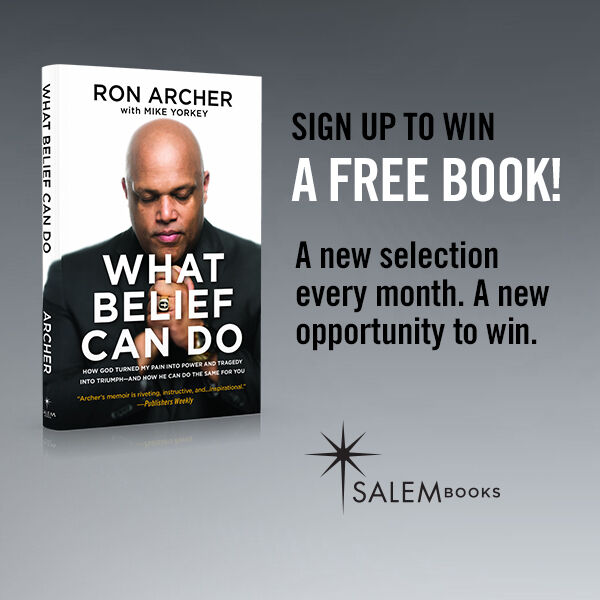 Win a Signed Copy of What Belief Can Do
