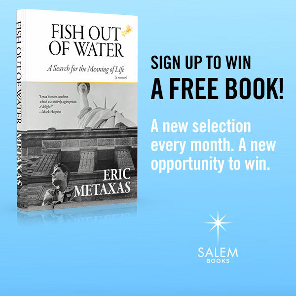 Win a Signed Copy of Fish Out of Water