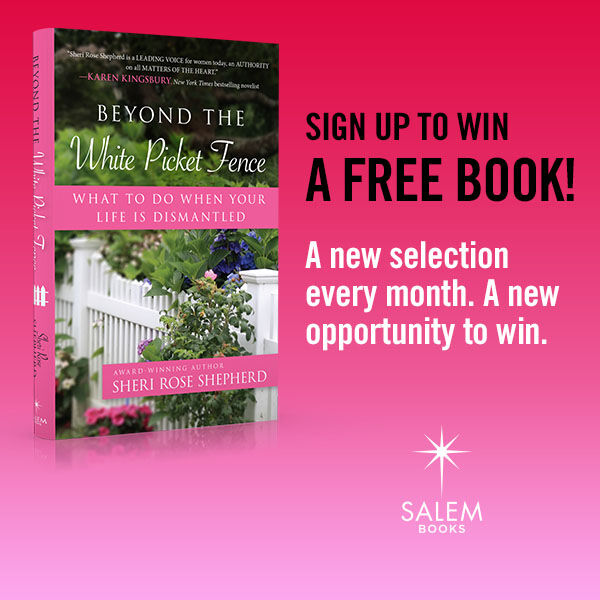 Win a Signed Copy of Beyond The White Picket Fence