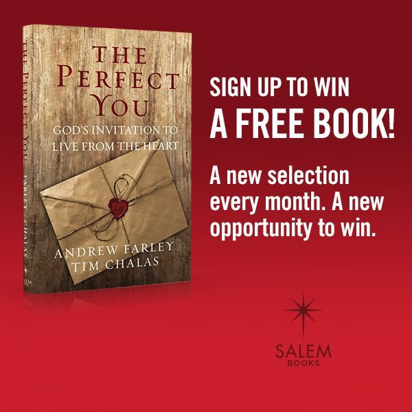 Win a Signed Copy of The Perfect You