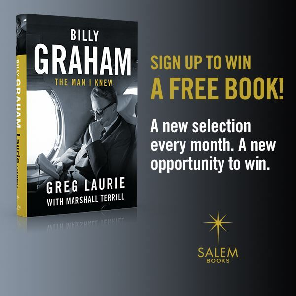 Win a Signed Copy of Billy Graham: The Man I Knew