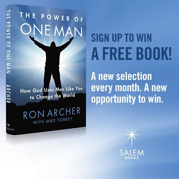 Win a Signed Copy of The Power of One Man