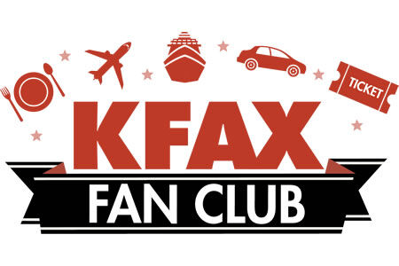 The Official Loyalty Program of KFAX AM 1100