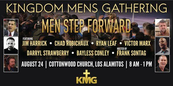Kingdom Mens Gathering August 24