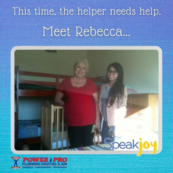 Rebecca suffered a setback when a fire broke out in one of the apartments complexes she houses these families in. Three of the units still need restoration. This time, Rebecca needs a little bit of help to continue keeping these moms safe.
