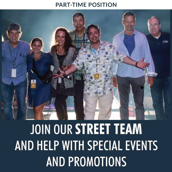 95.9 The Fish is looking for Stream Team Members!