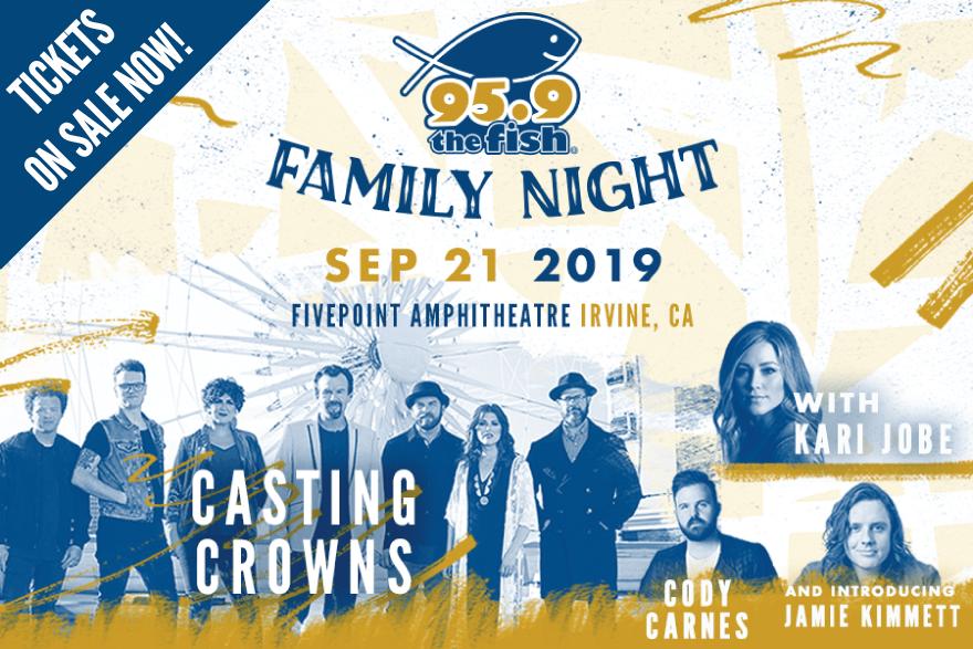 Fish Family Night | September 21, 2019