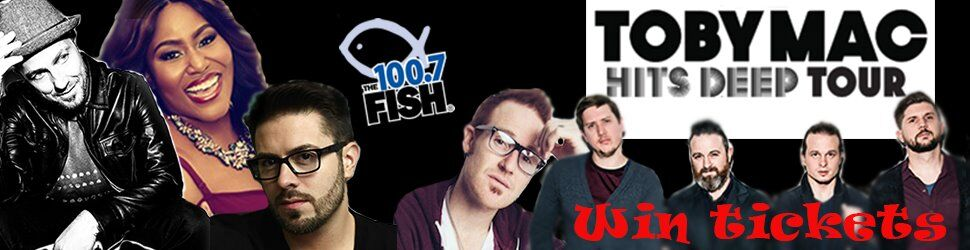 Listen to free christian music and online radio 100 7 for The fish christian radio