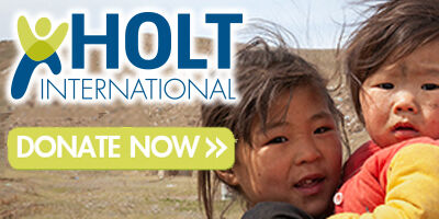 Hold International Child Sponsor Campaign
