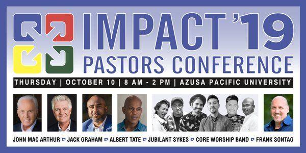 Impact 2019 Pastors Conference