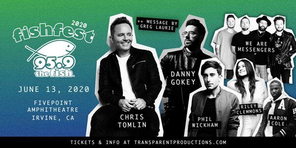FishFest 2020 - Saturday, June 13, 2020