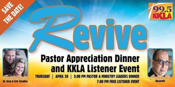 Revive Pastor and Listener Event 2020