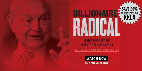 Watch Billionaire Radical at Salem Now!  Save 20% with Coupon Code KKLA