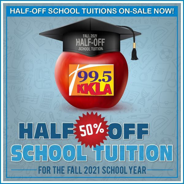 KKLA Half-Off Fall 2021 School Tuition!