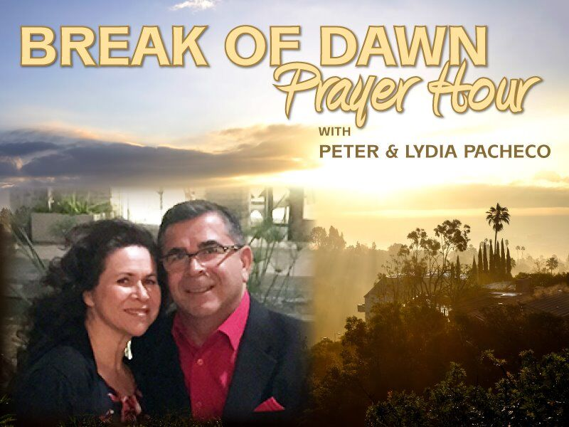 Break of Dawn Prayer Hour